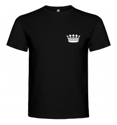 Pánské tričko KING s korunkou