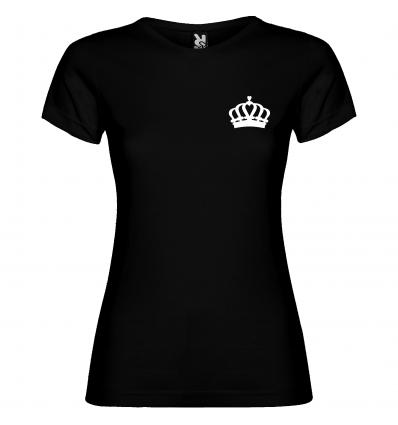 d8b431fd48a2 Dámské tričko QUEEN s korunkou - BVTRIKO