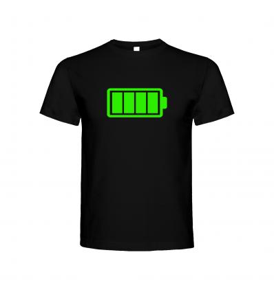 Chlapecké tričko Vybitá baterie