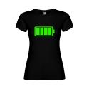 Dívčí tričko Vybitá baterie