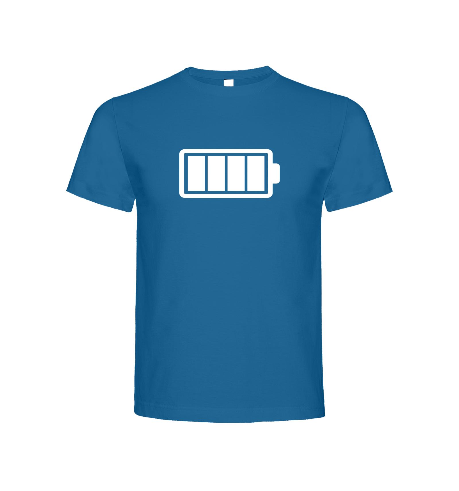 8f729158067b Chlapecké tričko Nabitá baterie - BVTRIKO