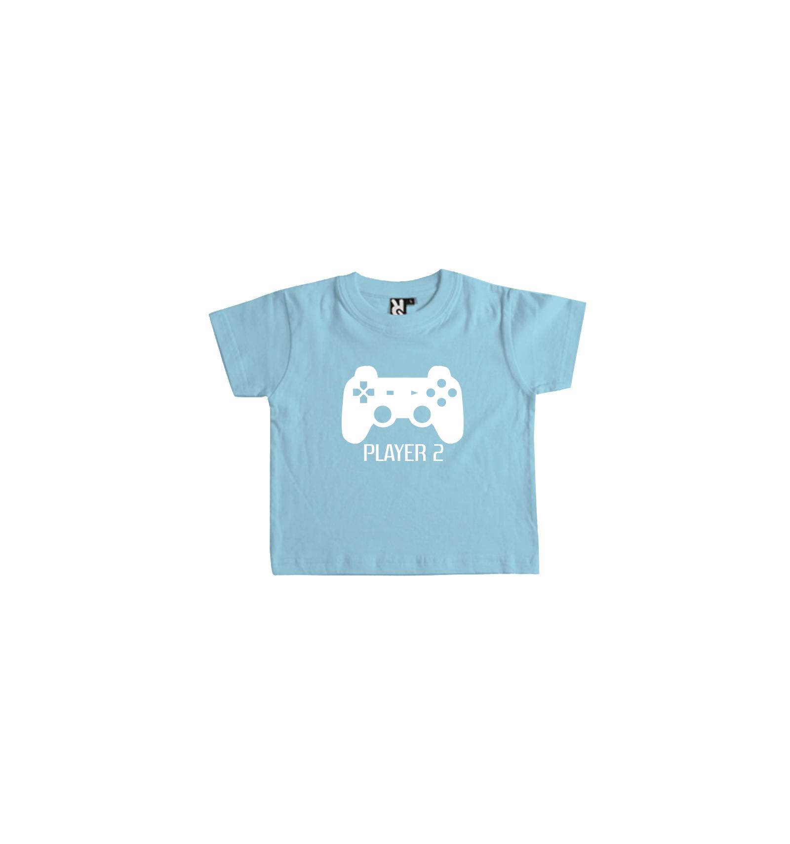 ec511be52983 Dětské tričko Player 2 · Dětské tričko Player 2 ...