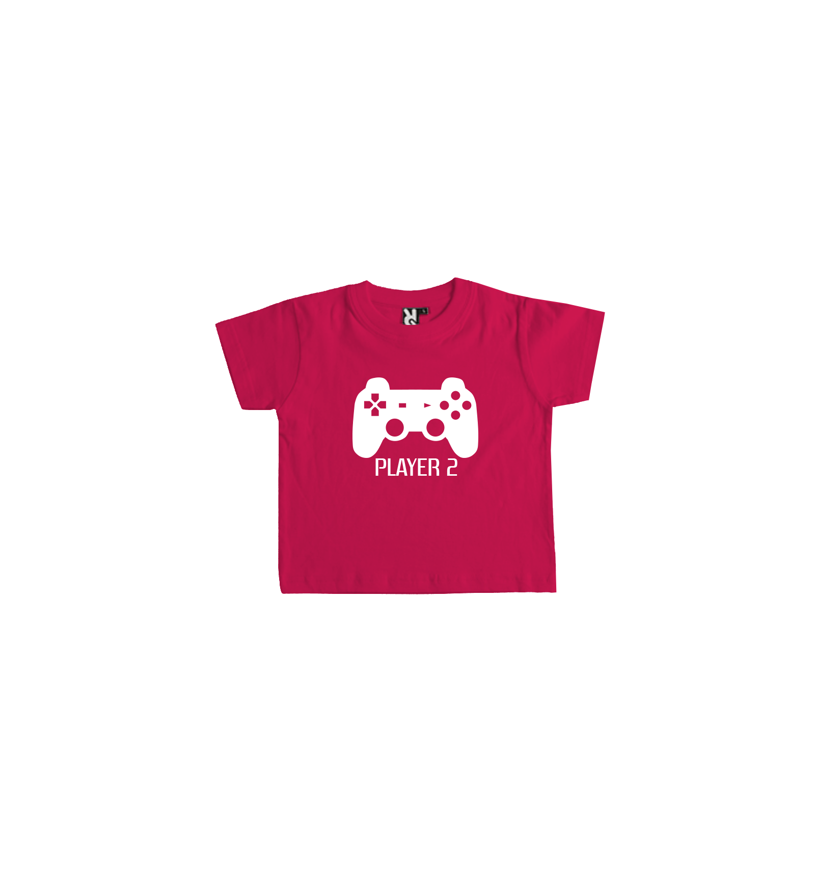 717d97f88d39 Dětské tričko Player 2 - BVTRIKO