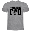 Pánské tričko walking dad (walking dead)