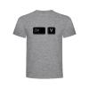Chlapecké tričko pro rodinu CTRL+V (vložit)
