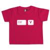 Dětské tričko CTRL+V (vložit)