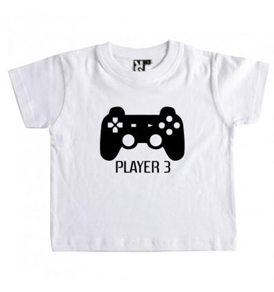 Dětské tričko Player 3