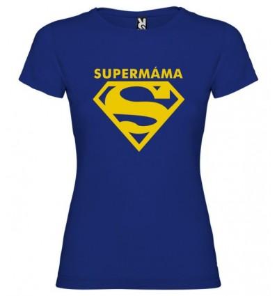 Dámské tričko SUPERMÁMA