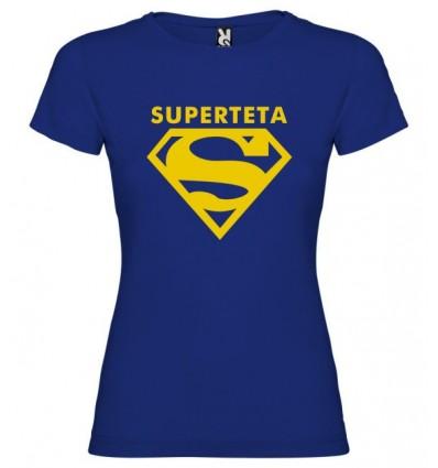 Dámské tričko SUPERTETA