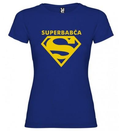 Dámské tričko SUPERBABČA