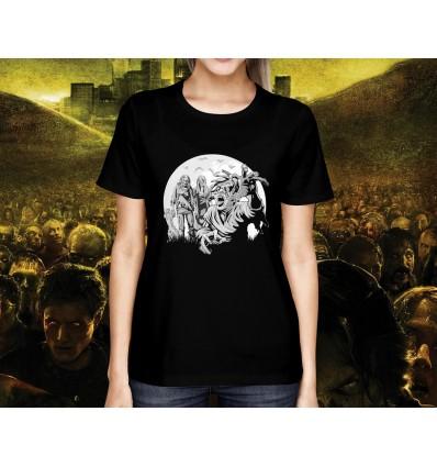 Dámské tričko ZOMBIE outbreak 2