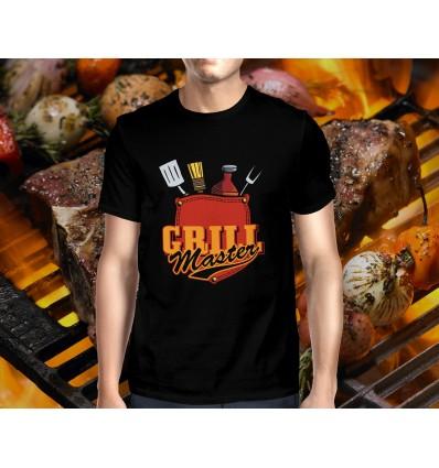 Pánské tričko GRILL grillmaster