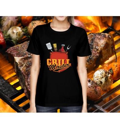 Dámské tričko GRILL grillmaster