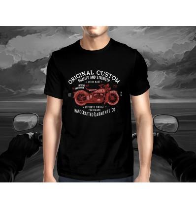 Pánské tričko pro motorkáře ORIGINAL CUSTOM