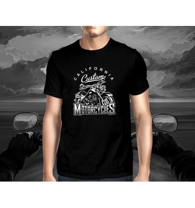 Pánské tričko pro motorkáře CLASSIC CALIFORNIA MOTORCYCLES