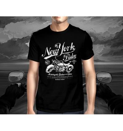 Pánské tričko pro motorkáře NEW YORK RIDER