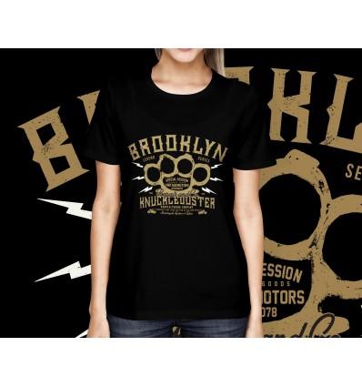 Dámské tričko BROOKLYN