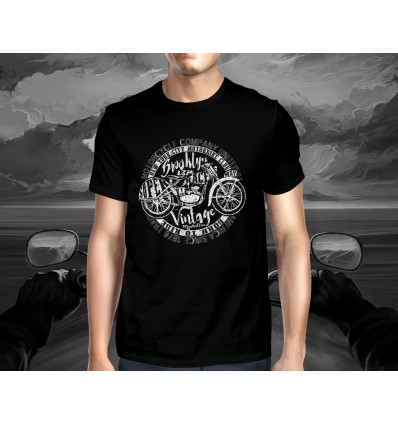 Pánské tričko pro motorkáře NYC motorbike