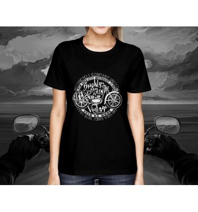 Dámské tričko pro motorkáře NYC motorbike
