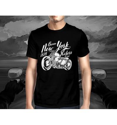 Pánské tričko pro motorkáře NYC Brnox motorbike
