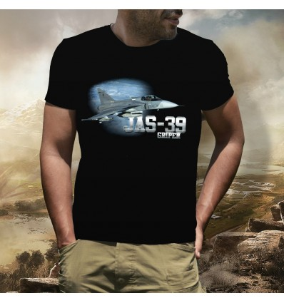 Tričko JAS-39 Gripen