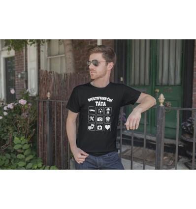 Pánské tričko MULTIFUNKČNÍ TÁTA
