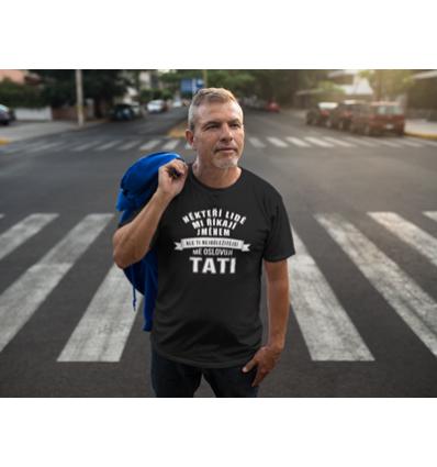 Pánské tričko pro taťku - tati