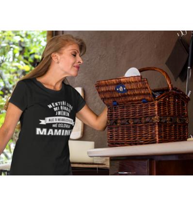 Dámské tričko pro mamku - maminko