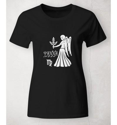 Dámské tričko znamení Panna