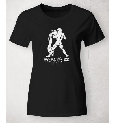 Dámské tričko znamení Vodnář