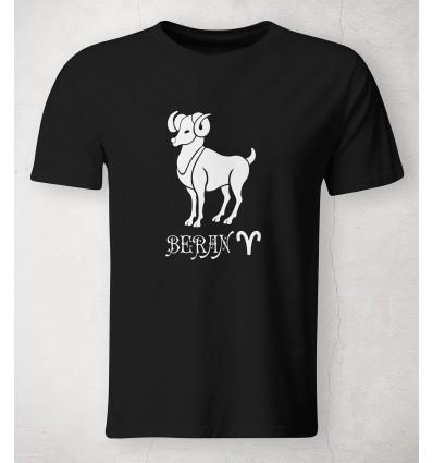 Pánské tričko znamení Beran