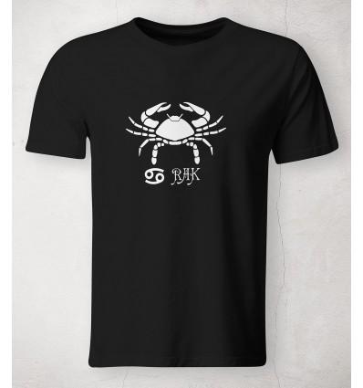 Pánské tričko znamení Rak