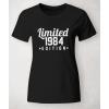 Dámské tričko Limited Edition (s vlastním datem)