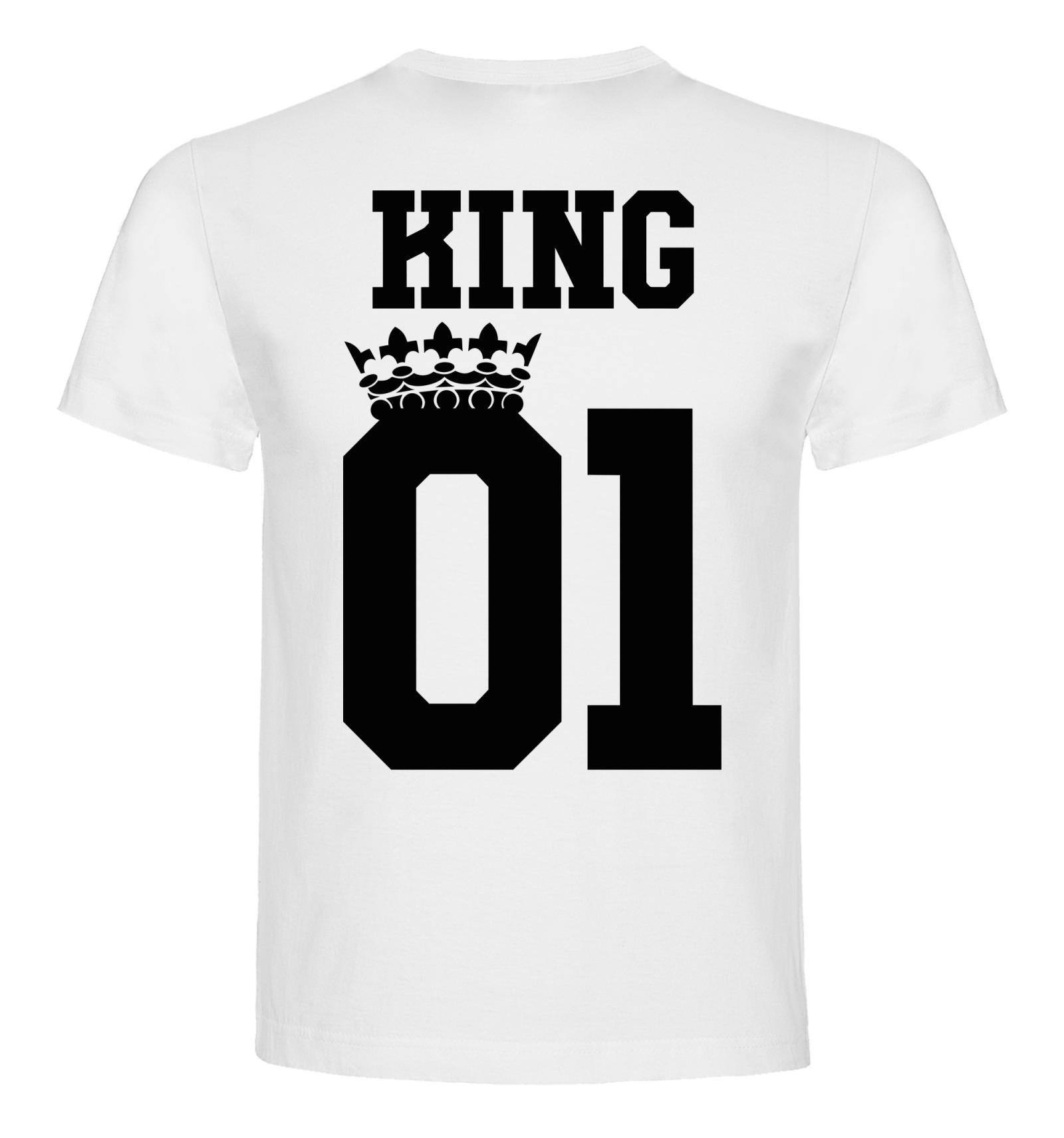 1554523cc57c Pánské tričko KING 01  Pánské tričko KING 01 ...