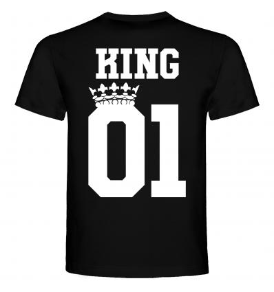 Pánské tričko KING 01